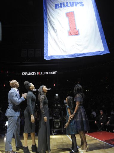 Billups retirement