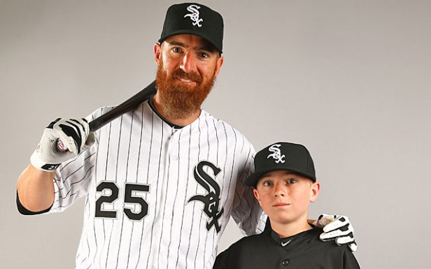 Adam and Drake LaRoche